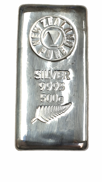 New Zealand Gold Merchants Buy Silver