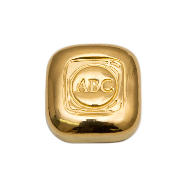 1oz ABC Bullion Cast Bar Gold