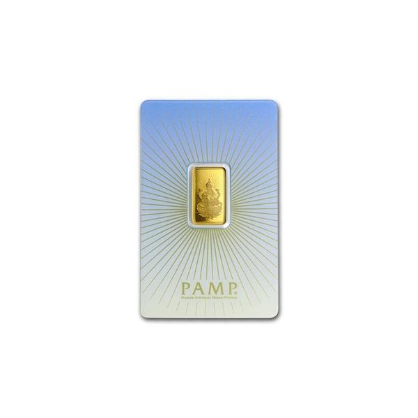 5gm Pamp Suisse Gold Lakshmi