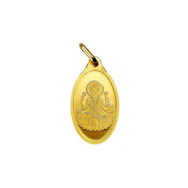 Pamp Lakshmi Pendant 5 Grm 999.9 pure gold