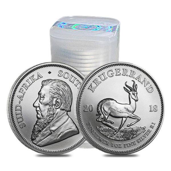1oz Silver Krugerrand coin 99.9%